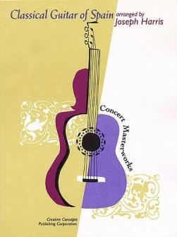 Classical Guitar Of Spain - Guitar Tab