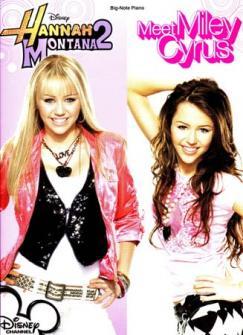 Disney - Hannah Montana 2 Meet Miley Cyrus - Piano
