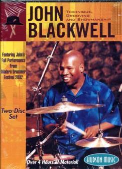 Blackwell John - Groove Showman