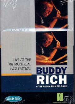 Rich Buddy - Live At Montreal Jazz Festival