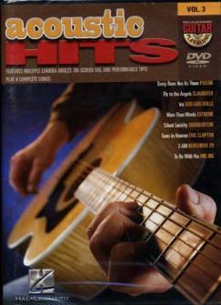 Guitar Play Along Vol.3 - Acoustic Hits