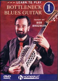 Brozman Bob -  Bottleneck Blues Guitar 1