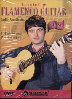 Gilmartin Aaron -  Flamenco Guitar 2 Dvd