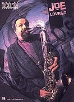 Lovano Joe Collection Artist Transcriptions Saxophone