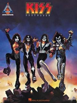 Kiss - Destroyer - Guitar Tab