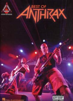 Anthrax - Best Of - Guitare Tab