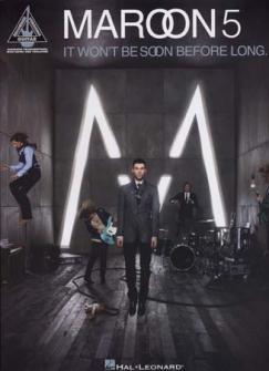 Maroon 5 - It Won't Be Soon Before Long - Guitar Tab