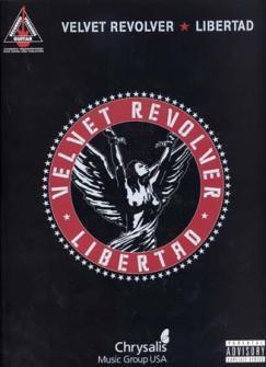 Velvet Revolver - Libertad - Guitar Tab