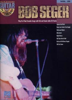 Seger Bob - Guitar Play Along Vol.29 + Cd - Guitar Tab