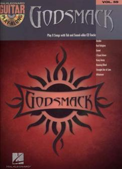 Godsmack - Guitar Play Along Vol.59 + Cd - Guitar Tab