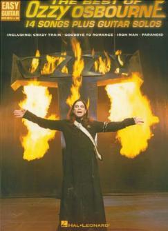 Osbourne Ozzy - Best Of - Easy Guitar Tab
