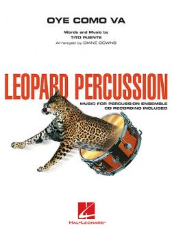 Puente Tito - Oye Como Va + Cd - Percussion Ensemble