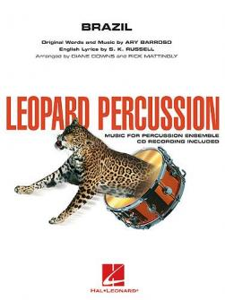 Barroso Ary - Brazil + Cd - Percussion Ensemble