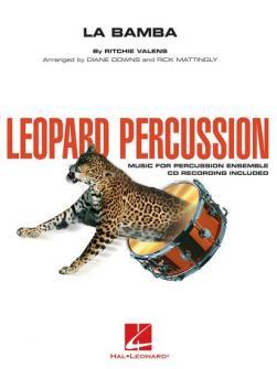 Valens Ritchie - La Bamba + Cd - Percussion Ensemble
