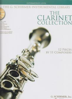 Clarinet Collection + Cd, Intermediate Level - Clarinette, Piano