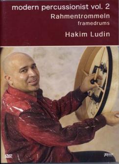 Ludin Hakim -  Modern Persussionist Vol.2 - Framedrums