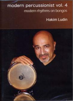 Ludin Hakim -  Modern Persussionist Vol.4 - Bongos