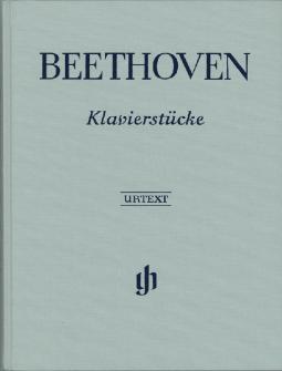 Beethoven L.v. - Piano Pieces