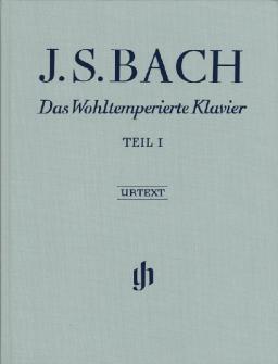 Bach J.s. - Le Clavier Bien Tempere Vol.1