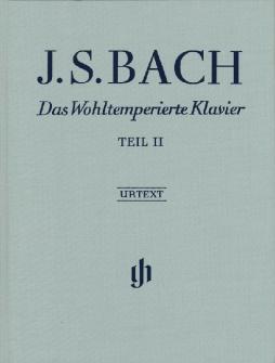 Bach J.s. - Le Clavier Bien Tempere Vol.2