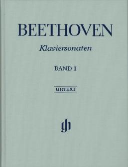 Beethoven L.v. - Piano Sonatas, Volume I