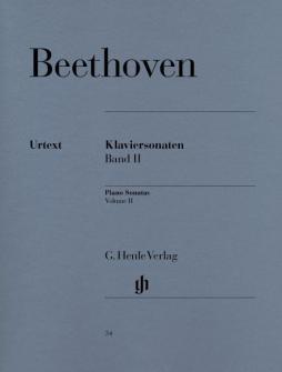 Beethoven L.v. - Piano Sonatas, Volume Ii