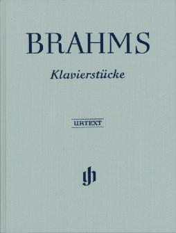 Brahms J. - Piano Pieces