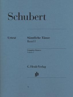 Schubert F. - Complete Dances, Volume I