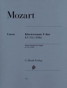 Mozart W.a. - Piano Sonata F Major K. 332 (300k)