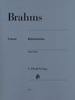 Brahms J. - Piano Trios