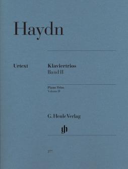 Haydn J. - Piano Trios, Volume Ii