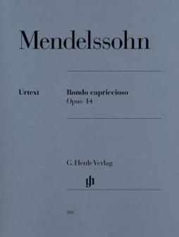 Mendelssohn B F. - Rondo Capriccioso Op. 14