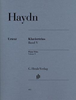 Haydn J. - Piano Trios, Volume V