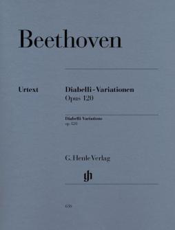 Beethoven L.v. - Diabelli-variations Op. 120