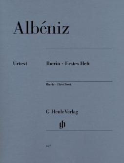 Albeniz I. - Iberia - First Book
