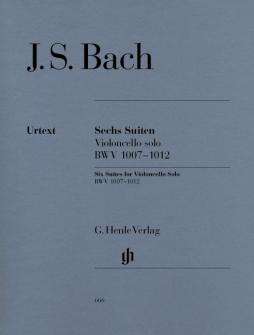 Bach J.s. - 6 Suites For Violoncello Solo Bwv 1007-1012