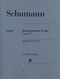 Schumann R. - Piano Quartet In Eb Major Op. 47