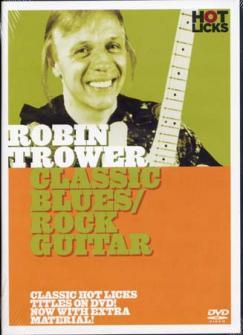 Trower Robin -  Classic Blues/rock Guitar