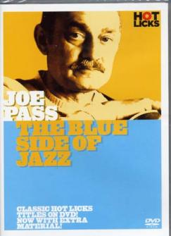 Pass Joe -  Blue Side Of Jazz  - Guitar