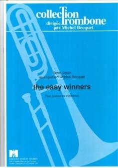 Joplin S. - The Easy Winners, 4 Trombones