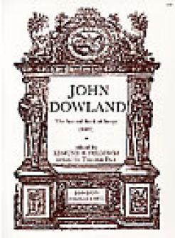 Dowland John - The Second Book Of Songs