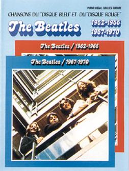 BEATLES - ALBUM BLEU ET ROUGE 1962-1966 / 1967-1970 - PVG
