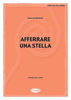 BENNATO EDOARDO - AFFERRARE UNA STELLA - PAROLES ET ACCORDS