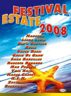 FESTIVAL ESTATE 2008 - PAROLES ET ACCORDS