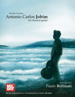Jobim Antonio Carlos For Classical Guitar