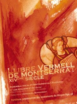 Libre Vermell De Montserrat Xiveme Siecle + Cd