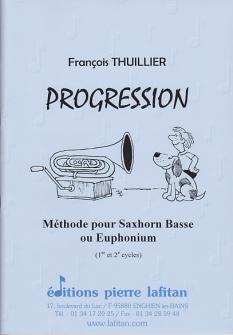 Thuillier F. - Progression - Methode Saxhorn