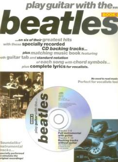 Play Guitar With The Beatles Vol.2 + Cd
