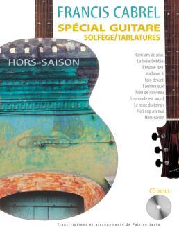 Cabrel Francis - Hors-saison + Cd - Pvg Tab