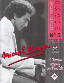 Berger Michel - Special Piano N°5 + Cd - Piano